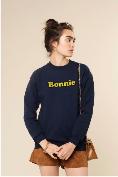 sweatshirt bonnie