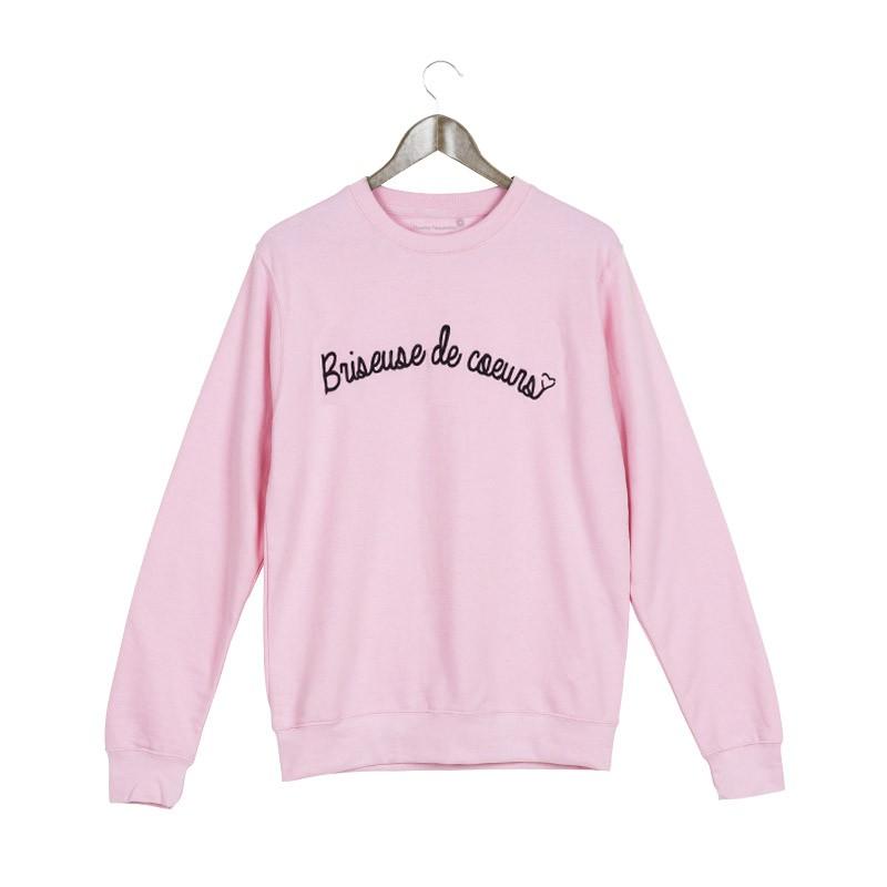 sweatshirt briseuse de coeurs